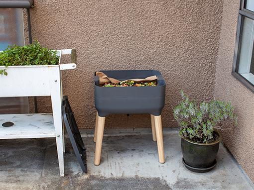 Hitem ekologické domácnosti je kompostér s žížalami. Jak se o něj správně starat?